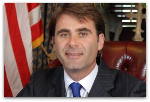 Lt. Governor Andre Bauer